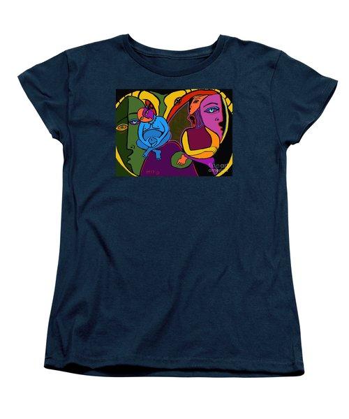 Zen Thoughts Women's T-Shirt (Standard Cut) by Hans Magden
