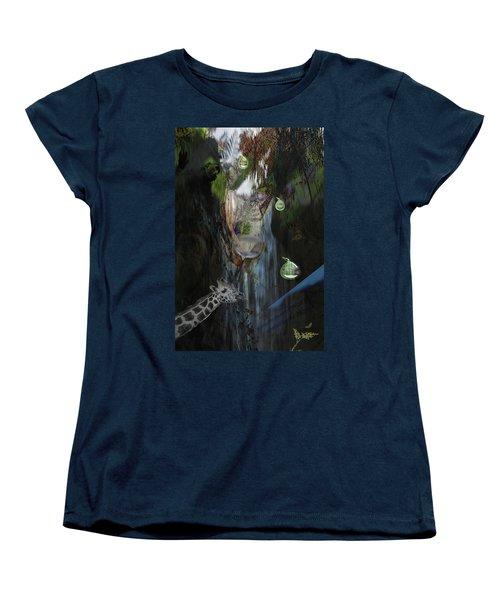 Zoo Friends Women's T-Shirt (Standard Cut)