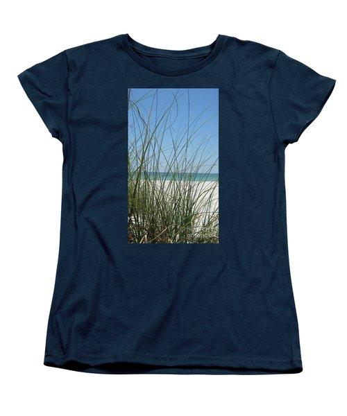 Beach View Women's T-Shirt (Standard Fit)