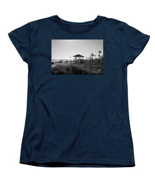 Cape San Blas Women's T-Shirt (Standard Fit)