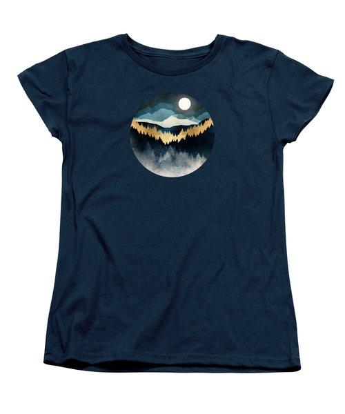 Indigo Night Women's T-Shirt (Standard Fit)