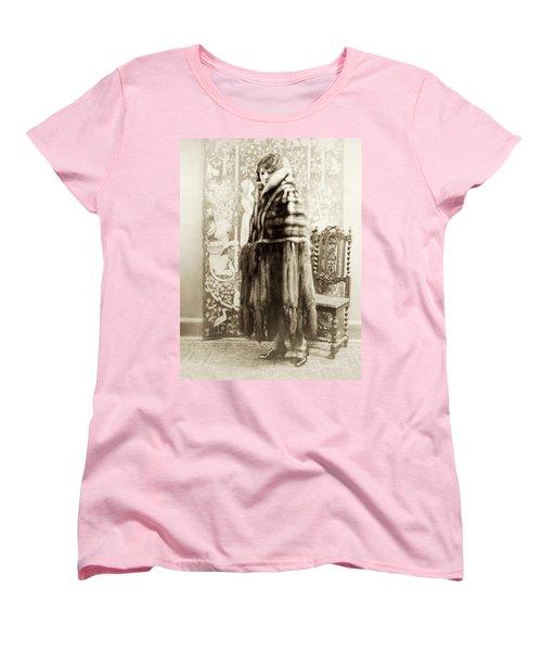 Fashion Fur, 1925 Women's T-Shirt (Standard Cut) by Granger