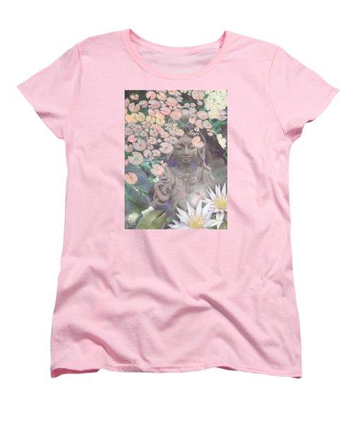 Reflections Women's T-Shirt (Standard Cut) by Christopher Beikmann