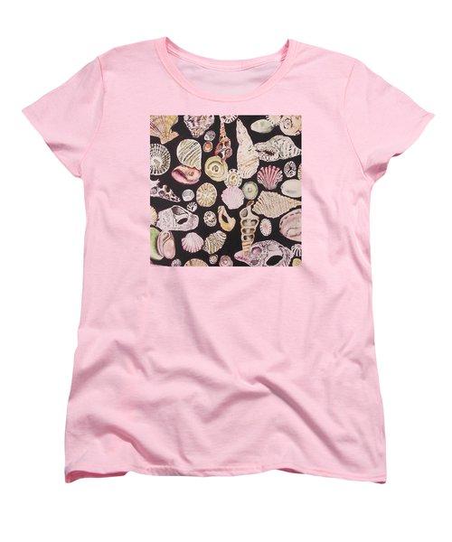 Shells By C . 1.3 Women's T-Shirt (Standard Cut) by Cheryl Miller