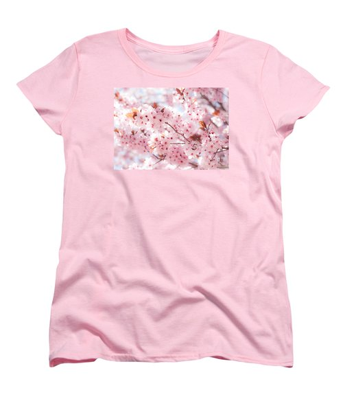 Women's T-Shirt (Standard Cut) featuring the photograph Spring by Roselynne Broussard