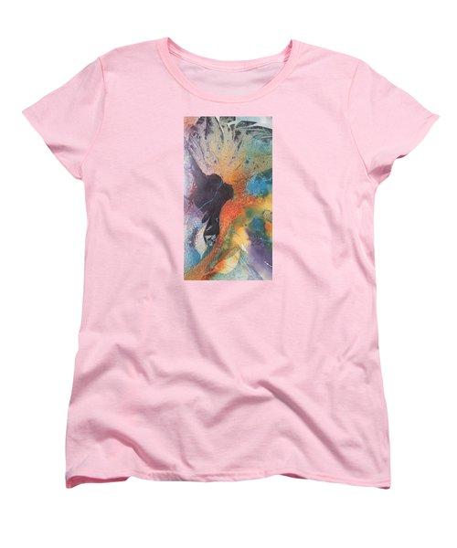 Bloom Women's T-Shirt (Standard Cut) by Becky Chappell