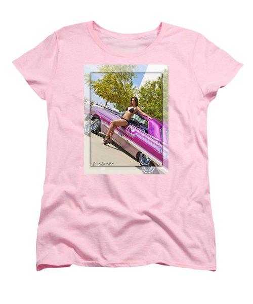 Lowrider Women's T-Shirt (Standard Cut)