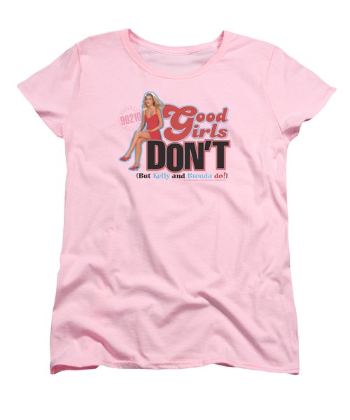 90210 - Good Girls Don't Women's T-Shirt (Standard Cut) by Brand A