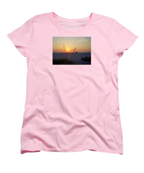 A Florida Sunset Women's T-Shirt (Standard Cut)
