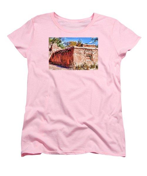 Abandoned Women's T-Shirt (Standard Cut) by Muhie Kanawati