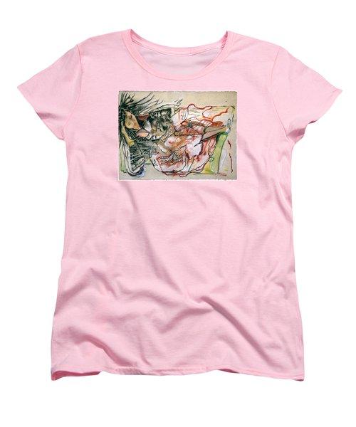 After The Party Women's T-Shirt (Standard Cut)