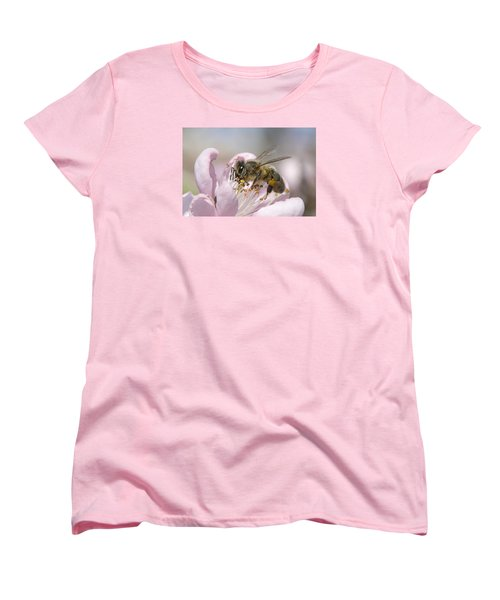 Women's T-Shirt (Standard Cut) featuring the photograph Almost Spring 01 by Kevin Chippindall