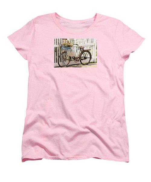 Americana Women's T-Shirt (Standard Cut) by Art Block Collections