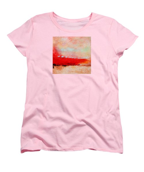 Ancient Dreams Women's T-Shirt (Standard Cut) by M Diane Bonaparte
