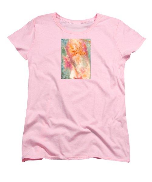 Angel Of Light Women's T-Shirt (Standard Cut) by Lynda Hoffman-Snodgrass