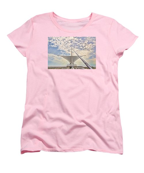 Bare Metal Mam Women's T-Shirt (Standard Cut) by Daniel Sheldon