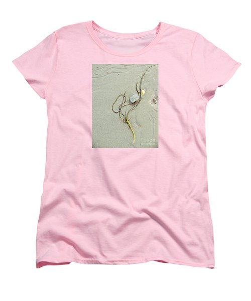 Beach Arrangement 5 Women's T-Shirt (Standard Cut) by Marcia Lee Jones