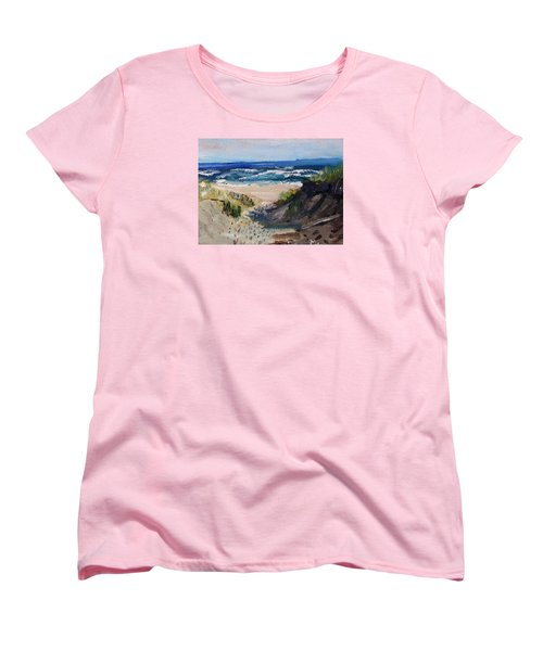 Bearberry Hill Truro Women's T-Shirt (Standard Cut)