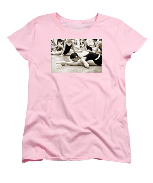 Belle Ballerina Women's T-Shirt (Standard Cut) by Bill Howard