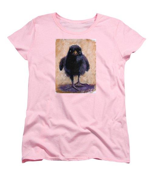 Big Foot Women's T-Shirt (Standard Cut) by Billie Colson