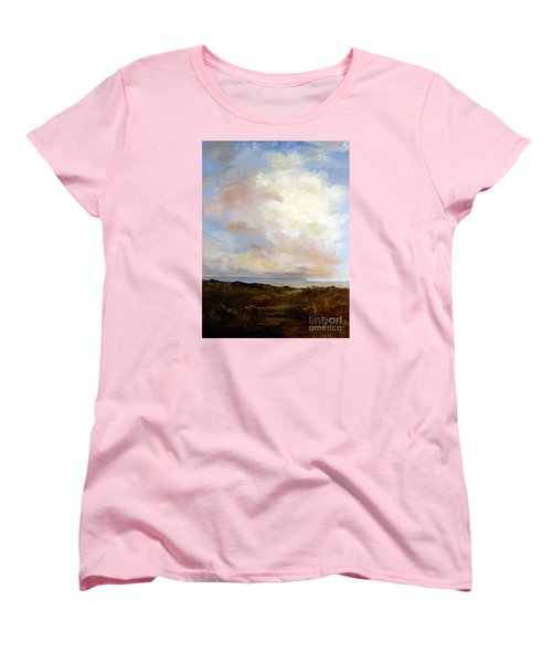 Big Sky Country Women's T-Shirt (Standard Cut) by Lee Piper