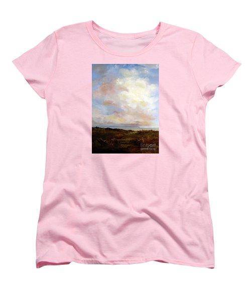 Big Sky Country Women's T-Shirt (Standard Cut)