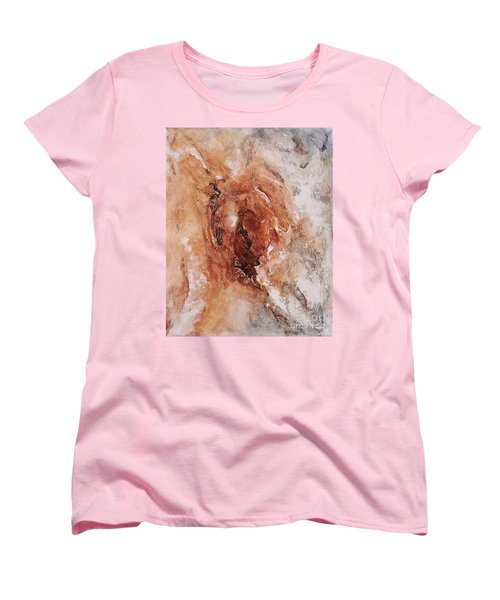 Birth Of The Earth 01 Women's T-Shirt (Standard Cut) by Emerico Imre Toth