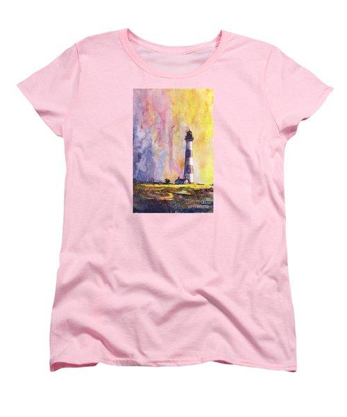 Bodie Island Lighthouse Women's T-Shirt (Standard Cut)