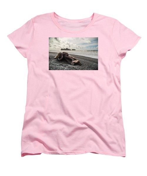 Buried Women's T-Shirt (Standard Cut) by Kristopher Schoenleber