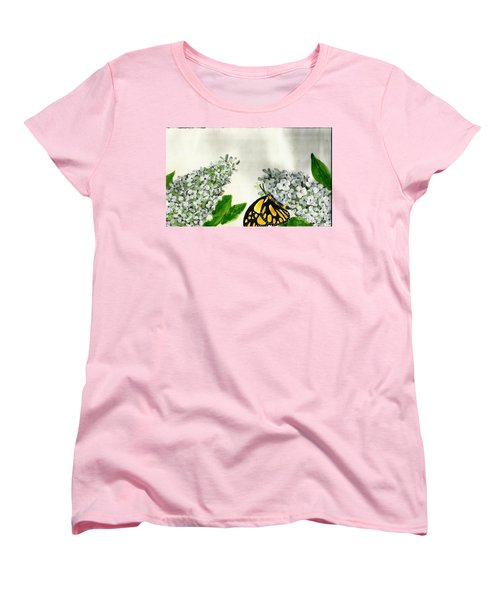 Butterfly Women's T-Shirt (Standard Cut)