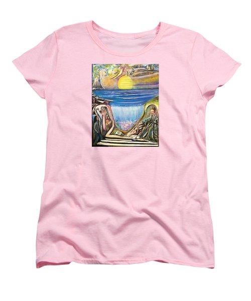 Children Of The Sun Women's T-Shirt (Standard Cut)