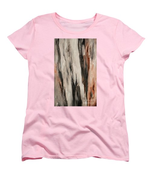 Color Harmony 21 Women's T-Shirt (Standard Cut) by Emerico Imre Toth