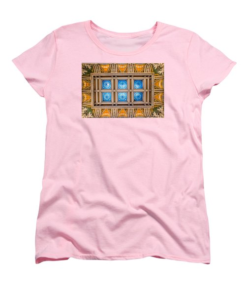 Congress Art Women's T-Shirt (Standard Cut)