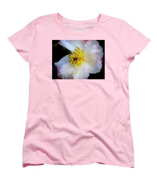 Women's T-Shirt (Standard Cut) featuring the photograph Cotton Candy by Greg Simmons