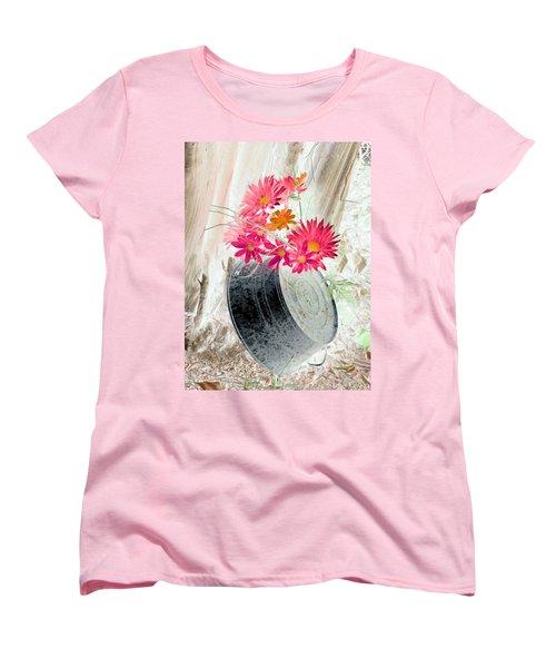 Country Summer - Photopower 1499 Women's T-Shirt (Standard Cut) by Pamela Critchlow