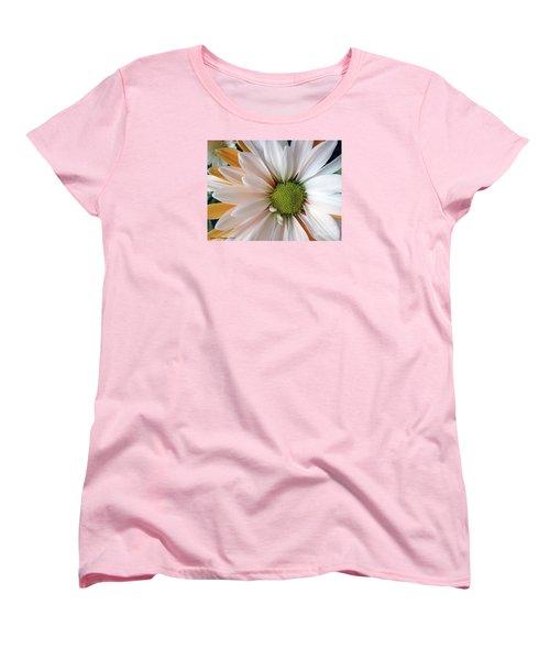 Women's T-Shirt (Standard Cut) featuring the photograph Creamsicle by Jean OKeeffe Macro Abundance Art