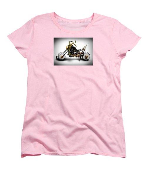 Custom Band II Women's T-Shirt (Standard Cut)