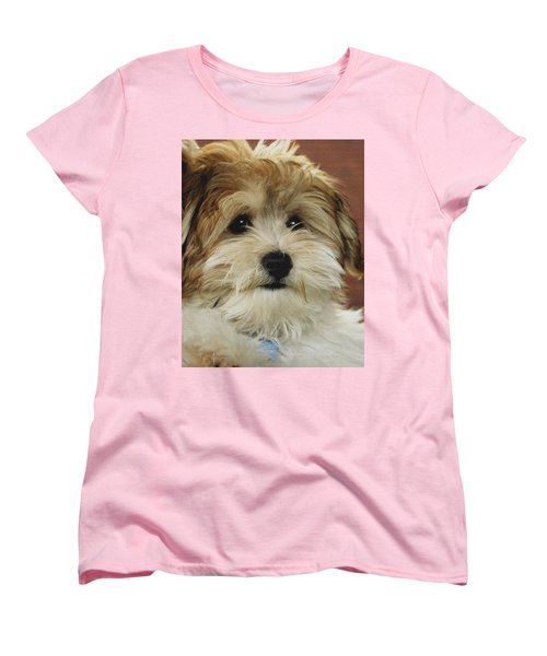 Cutie Pie Women's T-Shirt (Standard Cut) by James C Thomas