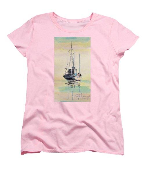 Day Of Rest Women's T-Shirt (Standard Cut) by Stan Tenney