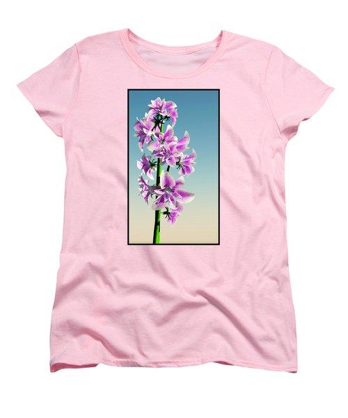 Delicate Flower... Women's T-Shirt (Standard Cut)