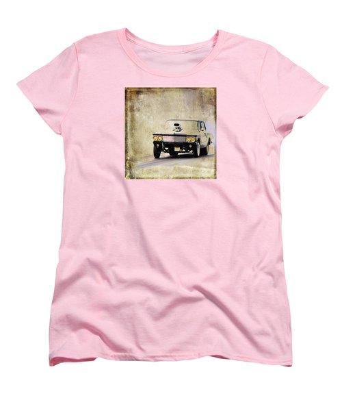 Drag Time Women's T-Shirt (Standard Cut) by Steve McKinzie