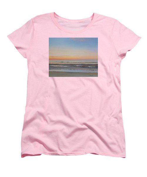 Early Morning Sky Women's T-Shirt (Standard Cut)
