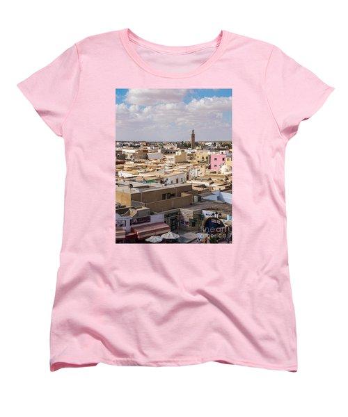 El Djem Women's T-Shirt (Standard Cut) by Daniel Heine