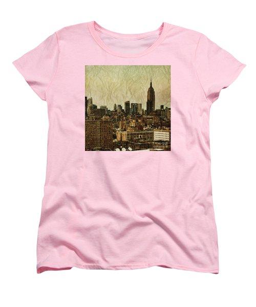 Empire Stories Women's T-Shirt (Standard Cut) by Andrew Paranavitana