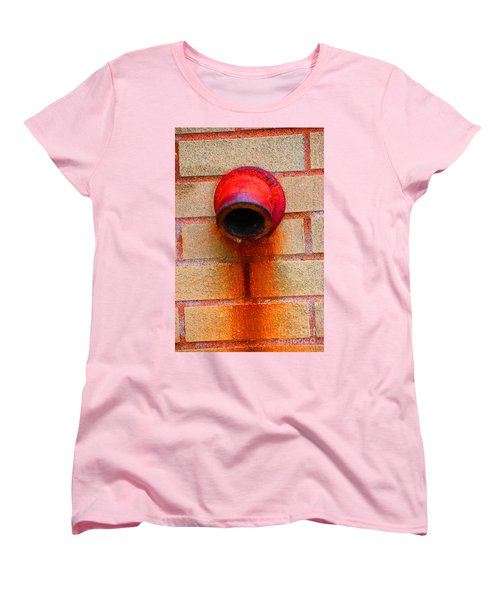 Women's T-Shirt (Standard Cut) featuring the photograph Empty by Christiane Hellner-OBrien