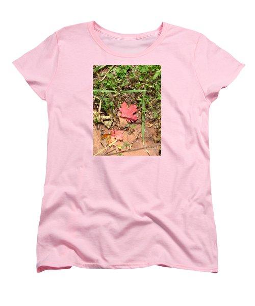 Fall Colors 6342 Women's T-Shirt (Standard Cut) by En-Chuen Soo