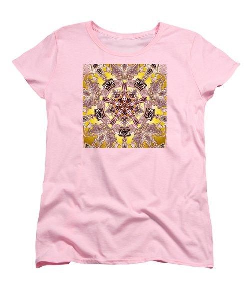 Five Stage Light Women's T-Shirt (Standard Cut) by Derek Gedney