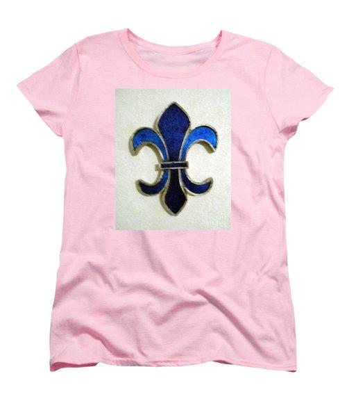 Women's T-Shirt (Standard Cut) featuring the photograph Fleur De Lis by Joseph Baril