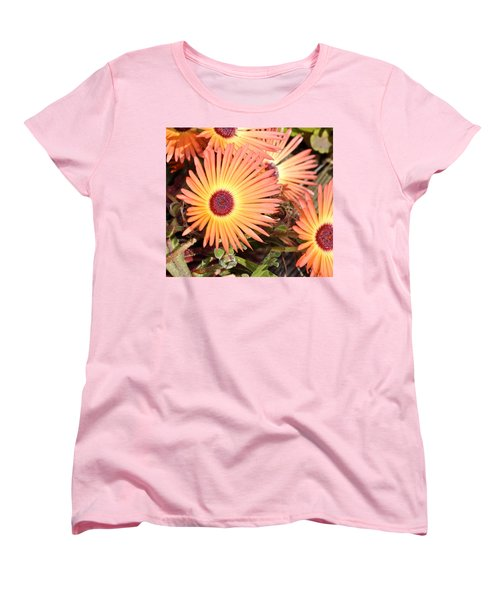 Women's T-Shirt (Standard Cut) featuring the photograph Floral by Cathy Mahnke