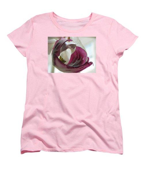 Glass Beauty Women's T-Shirt (Standard Cut) by Michael Krek